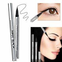 Eyeliner noir imperméable à l'eau liquide Eye Liner stylo crayon maquillage