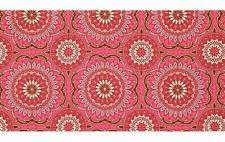 Rowan Fabrics  Joel Dewberry PWJD075 Bungalow - Dolly - Coral -  BTY