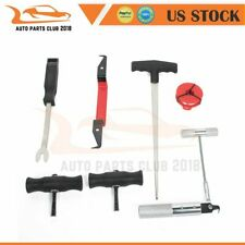 7Pc Automotive Wind Glass Remover Tools Kit Professional Windshield Removal