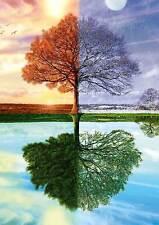 Schmidt Season's Tree Jigsaw Puzzle (500 Pieces)