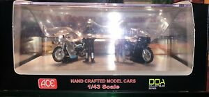 Ace Models DDA4 Mad Max Goose & Toecutter with Motorcycles Twin Set - 1:43 Scale