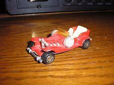 Nice 1/56 Vintage Majorette No. 267 Excalibur Classic Roadster Red