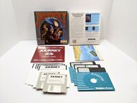 Journey : The Quest Begins IBM Tandy, PC 3.5, 5.25 floppy vtg computer Infocom
