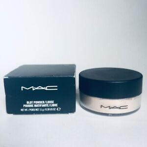 MAC blot powder Loose MedIum new in box 0.38 Oz