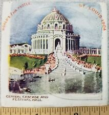 1904 St Louis MO Missouri World Fair Expo Booklet Hotels Boarding Houses bv7014