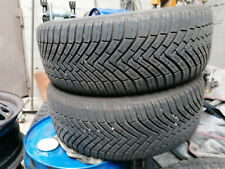 2x 195/50R15 86H Continental AllSeasonContact ( Allwetter/Winter )Reifen geb.