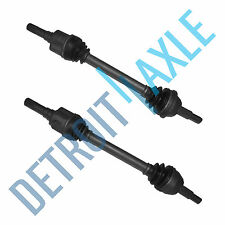 Both REAR DRIVER AND PASSENGER SIDE CV Axle SHAFT Ford Explorer ABS
