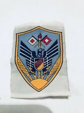 6981st Labor Service (Signal Construction Bsttalion) Patch Bevo Orig
