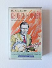 THE VERY BEST OF GEORGE FORMBY Compilation Album (Cassette, 1990) PLAC 28