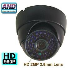 "Sunvision Ahd 1.3Mp 960P 1/3"" Hd Indoor Dome Camera 48Ir 3.6mm 2Mp Ir Lens (A38)"