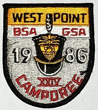 West Point Camporee 1993 Pocket Patch  BSA