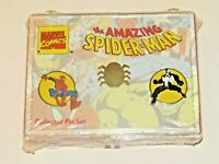1993 MARVEL COMICS AMAZING SPIDER-MAN COLLECTOR PIN SET! SEALED VENOM TRACER!