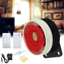 WIRELESS Home Window Door Burglar Security ALARM System Magnetic Sensor Siren
