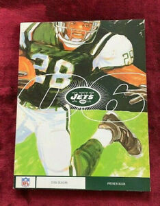 2006 New York Jets Yearbook/Preview Book