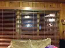 Wood Blinds Custom & Custom Wood Cornice