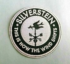 Silverstein Sew or Iron On Patch