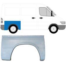 MERCEDES SPRINTER VW LT 1995-2006 SWB REAR WING REPAIR PANEL / RIGHT RH