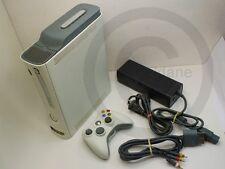 !!! XBOX 360 Konsole 60GB + Controller + Halo Figuren DVD gebraucht aber GUT !!!