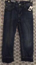 NEW Gap Fleece Lined Jeans •MEDIUM WASH• Boys 3 Years ❄️