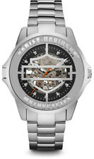 Bulova Harley-Davidson Mens Watch. 76A154. Live to Ride with Harley-Davidson