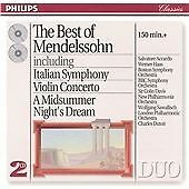 Best of Mendelssohn (Davis/Dutoit), Felix Mendelssohn, Very Good