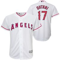 Shohei Ohtani Los Angeles Angels YOUTH Majestic Cool Base Jersey Size M & L