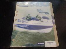 NOS Sea Doo OEM Parts Catalog Manual 2001 Challenger 5699 219-301-070