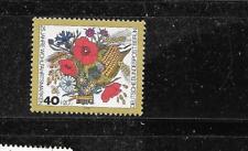 GERMANY BERLIN #9NB111 POSTALLY USED SEMI-POSTAL 1974 OLD  STAMP