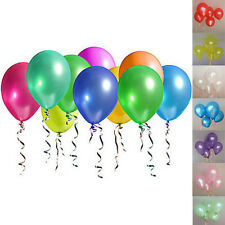 "10"" 20PCS Latex Helium Balloons Wedding Party Festival Birthday Decor Random"
