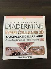 Crème de jour Anti rides DIADERMINE Expert Cellulaire 3D  pot 50 ml