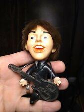 Beatles Paul McCartney Remco Nems DOLL Hard body with Original guitar -