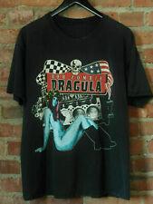 New 1998 Rob Zombie Dragula Shirt Deadstock Tee Size S-2Xl
