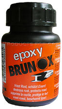 Brunox epoxy, rust neutralizer & epoxy primer in one,perfect penetration 100 ml