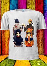Naruto Anime Japanese Manga Anime T-shirt Vest Tank Top Men Women Unisex 367