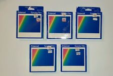 5 Boxes Unopened EXPIRED Polaroid Spectra Instant Color Film~10 Frames~Sealed!