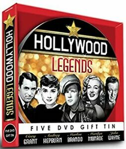 HOLLYWOOD LEGENDS DVD [UK] NEW DVD