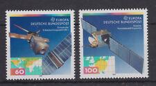 WEST GERMANY MNH STAMP DEUTSCHE BUNDESPOST 1991 EUROPA EUROPE SPACE SG 2374-2375