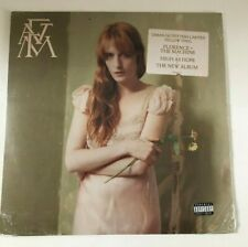 Florence & The Machine Yellow Vinyl Limited Edition High As Hope New