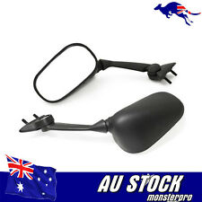2009 2010 2011 2012 Yamaha YZF R1 Black Style Racing Replacement Mirrors