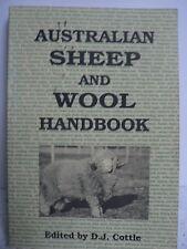 Australian Sheep and Wool Handbook - Cottle Elsevier Australia (Reprinted 1996)
