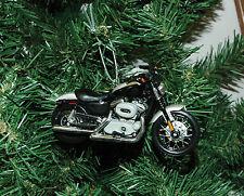 Harley Davidson 2008 XL 1200N Sportster 1200 Nightster Christmas Ornament