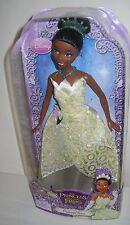 #2267 Nrfb Mattel Disney Princess - Princess & the Frog Tiana Fashion Doll