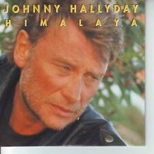 CD 2 titres JOHNNY HALLYDAY *** HIMALAYA *** POSSIBLE EN MOTO  n°213