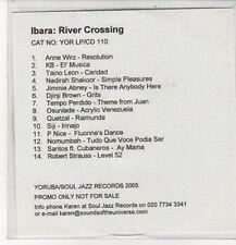 (DC256) Ibara, River Crossing - 2005 DJ CD