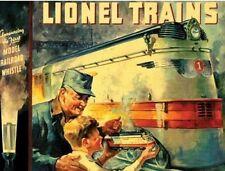 LIONEL JIGSAW PUZZLE - Collectible Puzzle - Lionel Catalog Series:1935 - 300 pc.