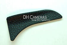 New Back Rear Grip Rubber Cover unit Repair Part for Nikon DSLR D700 + 3M glue