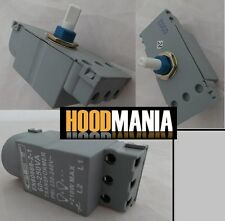 Dimmer Switch Module 60-250w Push on/off Rotary Dim GET chrome brass white grey
