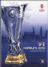 UEFA EUROPA LEAGUE FINAL 2010 Atletico Madrid - Fulham, 12.05.2010
