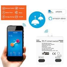 Smart Home WiFi Wireless Switch Module Compatible Things Hub/Wink Hub/Zigbee
