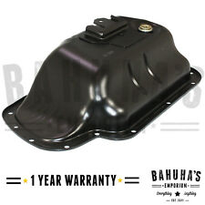 STEEL OIL SUMP PAN FOR FIAT FIORINO/QUBO 1.4 2008-ONWARDS 1 YR WARRANTY NEW